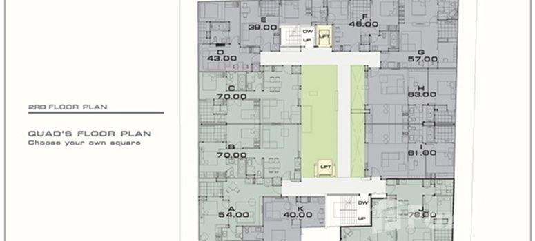 Master Plan of Quad Silom - Photo 1