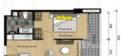 Unit Floor Plans of Club Quarters Condo
