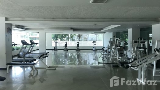 3D Walkthrough of the Communal Gym at The Waterford Sukhumvit 50