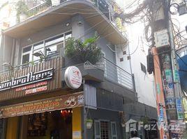 3 Phòng ngủ Nhà mặt tiền bán ở Nguyen Cu Trinh, TP.Hồ Chí Minh Bán nhà HXH Trần Hưng Đạo, Q1. DT 4.4x12m, 1 trệt 2 lầu giá 12.5 tỷ đang cho thuê cafe