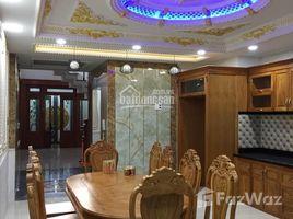 Studio House for sale in Ward 15, Ho Chi Minh City Nhà 4 tầng có thang máy, hẻm 8m Cống Lở, P15. DT 4x23.5m nở hậu 4.6m
