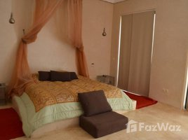 3 Bedrooms Penthouse for rent in Na Marrakech Medina, Marrakech Tensift Al Haouz Appartement meublé route Ourika