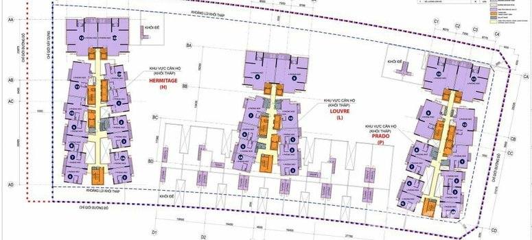 Master Plan of The Metropole Thu Thiem - Photo 1