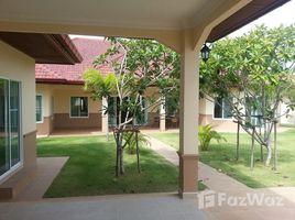 4 ห้องนอน บ้าน ขาย ใน หนองปลาไหล, พัทยา Private 4 Bedroom Villa for Sale in Nong Pla Lai