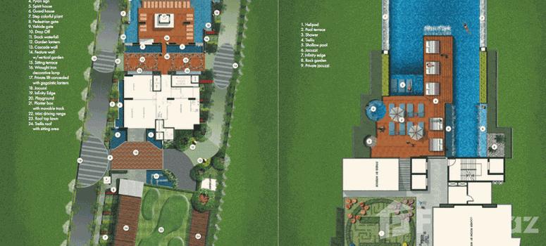 Master Plan of Wongamat Tower - Photo 1