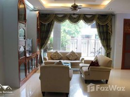 3 Bedrooms House for rent in Chak Angrae Leu, Phnom Penh 3 bedrooms Villa For Rent in Chamkarmon