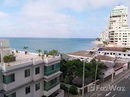 Santa Elena Salinas Oceanfront Apartment For Sale in San Lorenzo - Salinas 3 卧室 住宅 售