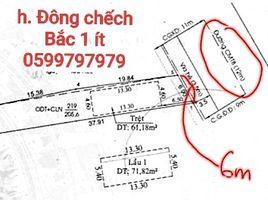 Studio House for sale in Chanh Nghia, Binh Duong Bán nhà 1 lầu mặt tiền CMT8, Chánh Nghĩa, Thủ Dầu Một, gần rạp hát Bình Minh. DT 205,6m2