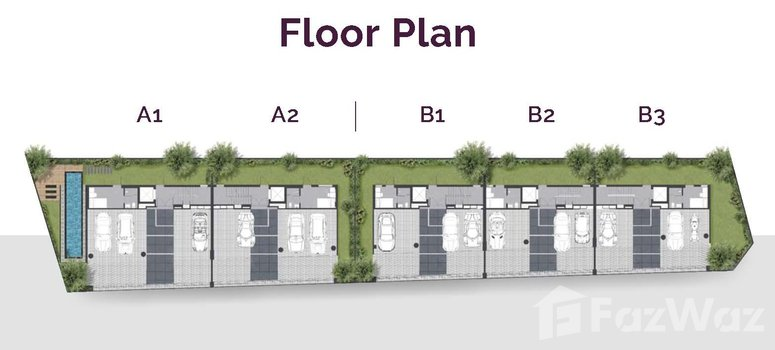 Master Plan of Pran Pattanakarn - Photo 1
