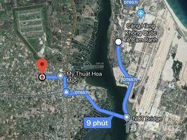 N/A Land for sale in Cam Phuc Bac, Khanh Hoa Đất bán mặt tiền Nghĩa Phú, P. Cam Nghĩa, TP. Cam Ranh