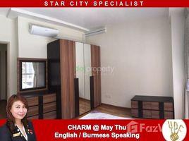 ဗိုလ်တထောင်, ရန်ကုန်တိုင်းဒေသကြီး 1 Bedroom Condo for rent in Star City Thanlyin, Yangon တွင် 1 အိပ်ခန်း အိမ်ခြံမြေ ငှားရန်အတွက်