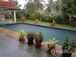4 ห้องนอน บ้าน ขาย ใน โป่ง, พัทยา Aqua Shine Villa