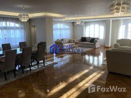 Cairo Brand New Apartment For Rent In Maadi Sarayat 3 卧室 房产 租