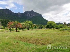 N/A ที่ดิน ขาย ใน สามร้อยยอด, หัวหิน Panoramic Mountain View Sam Roi Yot 7 Rai Land Plot for Sale
