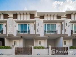 3 Bedrooms Townhouse for sale in Tha Sai, Nonthaburi Idea House