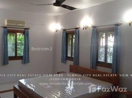 5 Bedrooms House for rent in Svay Dankum, Siem Reap Other-KH-85401