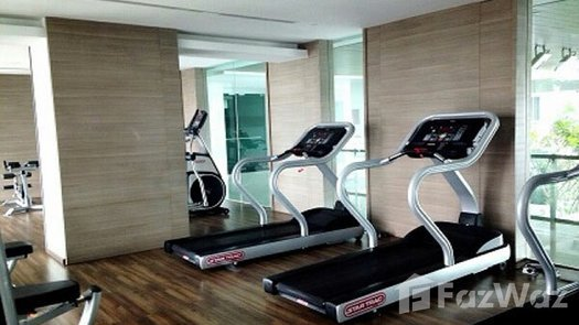Photos 1 of the Communal Gym at The Room Sathorn-Taksin