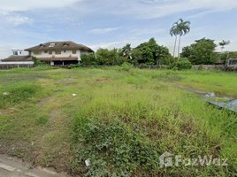 N/A Land for sale in Chorakhe Bua, Bangkok Land for Sale near the Main Road Kaset-Nawamin 203 sqw