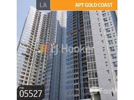 Aceh Pulo Aceh Apartemen Gold Coast 1 卧室 公寓 售