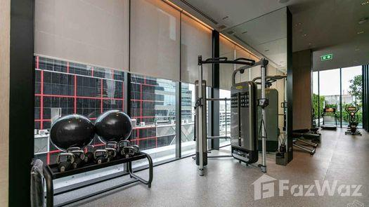 3D Walkthrough of the Communal Gym at TELA Thonglor