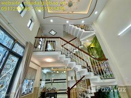 5 Bedrooms House for sale in Ward 17, Ho Chi Minh City Bán gấp siêu phẩm mini phố full nội thất sang trọng 1 xẹc đường Nguyễn Văn Lượng phường 17 Gò Vấp