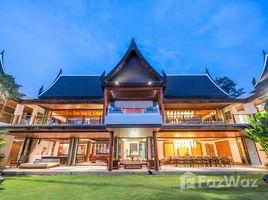 8 Bedrooms Villa for rent in Kamala, Phuket Villa Aye