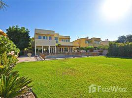迪拜 Saheel Type 4 | Private Pool | Stunning Garden 5 卧室 房产 租