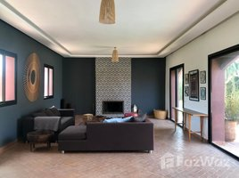 Marrakech Tensift Al Haouz Na Menara Gueliz Villa à louer à Marrakech 3 卧室 别墅 租