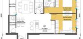 Unit Floor Plans of Masteri Thao Dien