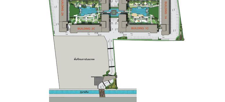Master Plan of Grene Condo Donmuang - Songprapha - Photo 1
