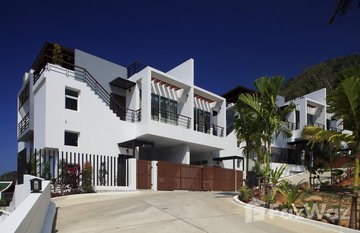 Kata Seaview Villas in Karon, Phuket