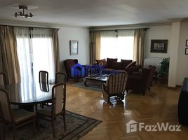 Cairo New Furnished Apartment For Rent In Maadi Sarayat 3 卧室 房产 租