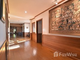 5 Bedrooms Property for sale in Don Kaeo, Chiang Mai The Beautiful Thai-Style House with 2 Storeys for Sale