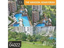Aceh Pulo Aceh Apartemen The Mansion Tower Bougenville Emerald Lantai 25 Kemayoran 3 卧室 住宅 售
