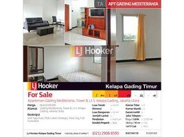 Aceh Pulo Aceh Apartemen Gading Mediterania Tower B 2 卧室 住宅 售