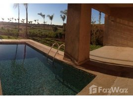 Marrakech Tensift Al Haouz Na Machouar Kasba Magnifique Villa front de Golf à Prestigia à prix sacrifié 3 卧室 别墅 售