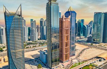 MBK Tower in Executive Towers, Dubai