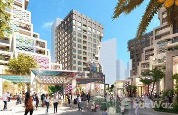 Pixel in Shams Abu Dhabi, Abu Dhabi