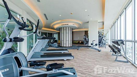 3D Walkthrough of the Communal Gym at Sky Walk & Weltz Residence