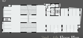 Building Floor Plans of The Vertical Aree