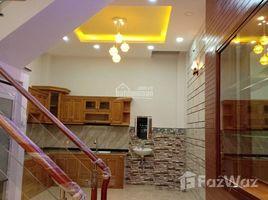 4 Bedrooms House for sale in Binh Tri Dong A, Ho Chi Minh City Bán nhà 413/68 Lê Văn Quới, 4x14m đúc 4 tấm, đường nhựa 8m