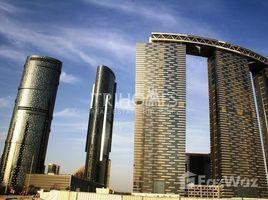 阿布扎比 Shams Abu Dhabi The Gate Tower 3 3 卧室 住宅 租