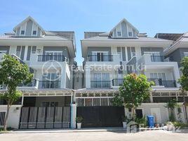 4 Schlafzimmern Haus zu vermieten in Phnom Penh Thmei, Phnom Penh Borey Phnom Penh Thmey