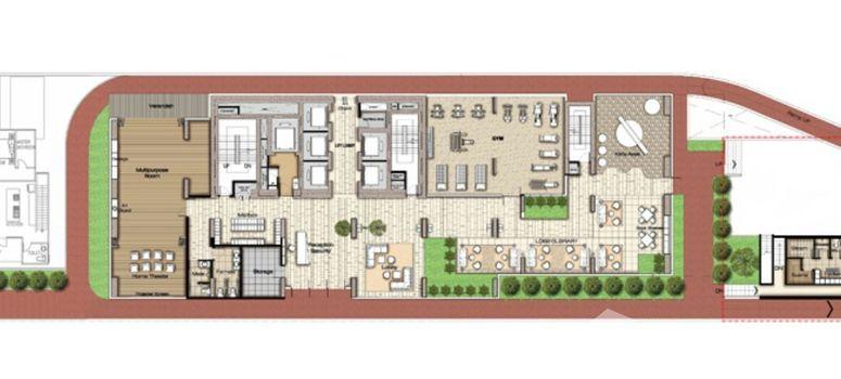 Master Plan of Circle Living Prototype - Photo 1