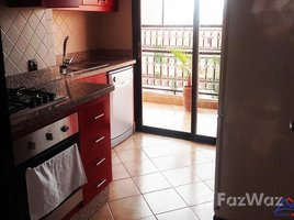 Marrakech Tensift Al Haouz Na Menara Gueliz appartement sur victor hugo 2 卧室 住宅 租