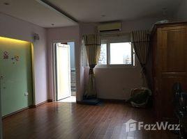 Studio Nhà mặt tiền cho thuê ở Trung Liệt, Hà Nội Cho thuê nhà mặt ngõ 131 Thái Hà có diện tích 54m2 x 5 tầng, có vỉa hè để xe, giá 20 triệu/tháng