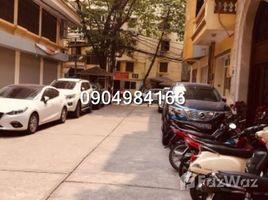河內市 Dien Bien Cho thuê riêng 4 tầng x 50m2 phố Trần Phú, ô tô tránh nhau, tiện làm VP, spa 3 卧室 房产 租