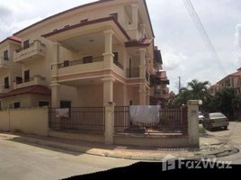 Studio Townhouse for sale in Kakab, Phnom Penh Other-KH-77091