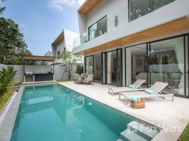 3 ห้องนอน บ้าน ขาย ใน บ่อผุด, เกาะสมุย 3 Bedroom Pool Villa for Sale in Bo Phut