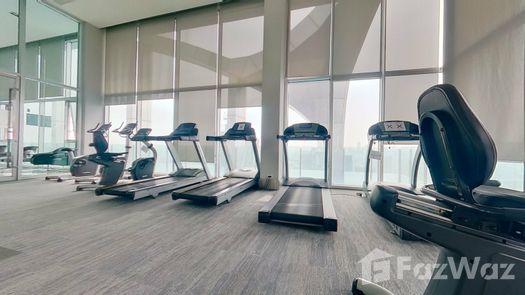 3D Walkthrough of the Communal Gym at Life Ratchadapisek